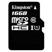 Kingston 16 GB microSDHC SDC10G2/16GB