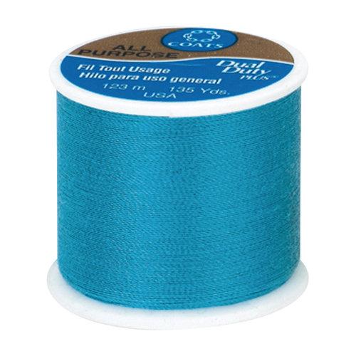 Coats & Clark All Purpose Thread, 135 yds, River Blue