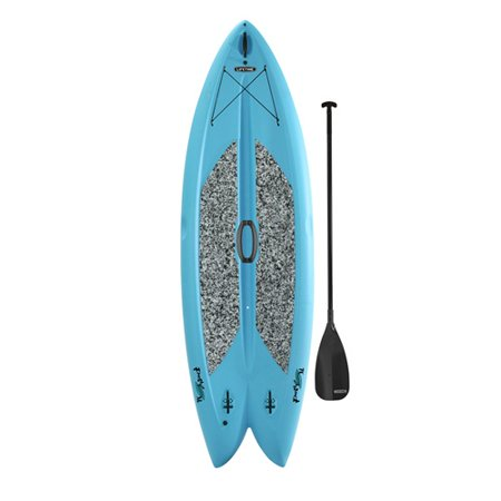 Lifetime Freestyle XL™ 98 Glacier Blue Paddleboard (Paddle Included), 90531