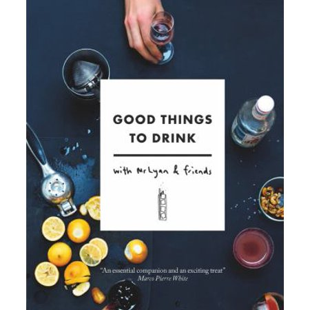 Good Things to Drink with Mr Lyan and Friends - Things To Do On Halloween With Friends