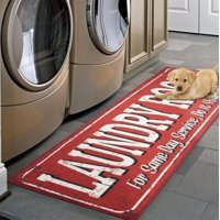 "Ottomanson Laundry Collection Runner Rug, 20"" x 59"""