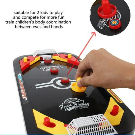 Sonew Kids Intelligence Ice Hockey Toy Tabletop Game Desktop Toys Set for Children , Desktop Toy, Tabletop Game Ice Hockey - image 6 of 7