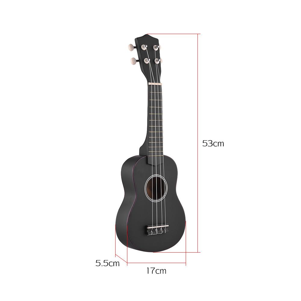 JVSISM Cuir Imprim/¨/¦Ukulele Guitar Bag Sac en CotonAccesorios Ukulele 21 Pouces