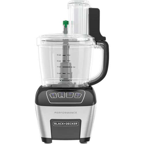 Black & Decker 11-Cup Dicing and Slicing Performance Food Processor