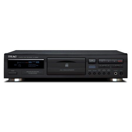 NEW! TEAC CD-RW890 Digital CD-R/RW Audio Recorder & CD Player w/Remote & Shuffle