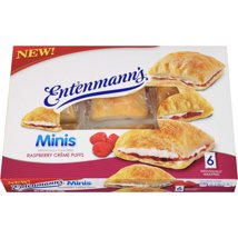 Baked Goods & Desserts: Entenmann's Mini Puffs