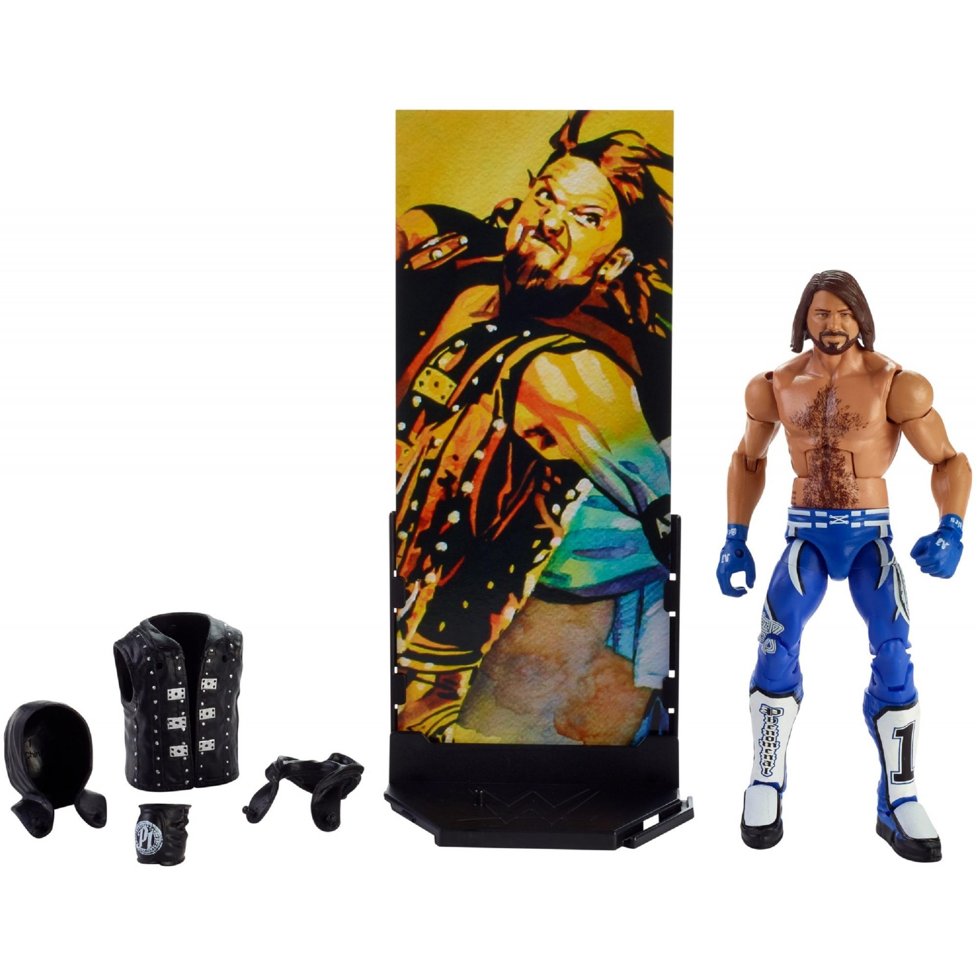 WWE Elite Collection Series # 56, AJ Styles Figure