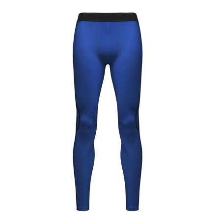 6053054c0ce3b Nicesee Mens Compression Soft Basketball Long Pants Base Layers Workout  Tights - Walmart.com