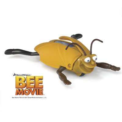 2007 Happy Meal Toy Dreamworks Bee Movie #3 Wally The Waterbug, McDonalds Happy Meal Toy By McDonalds Ship from US](Mcdonalds Happy Meal Halloween Toys)