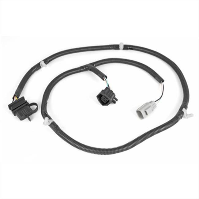 Jeep Wrangler Trailer Wiring Harness on