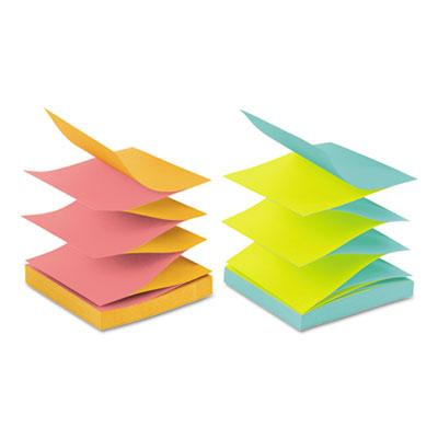 Post-it Pop-up Notes Original Pop-up Refill in Alternating Colors
