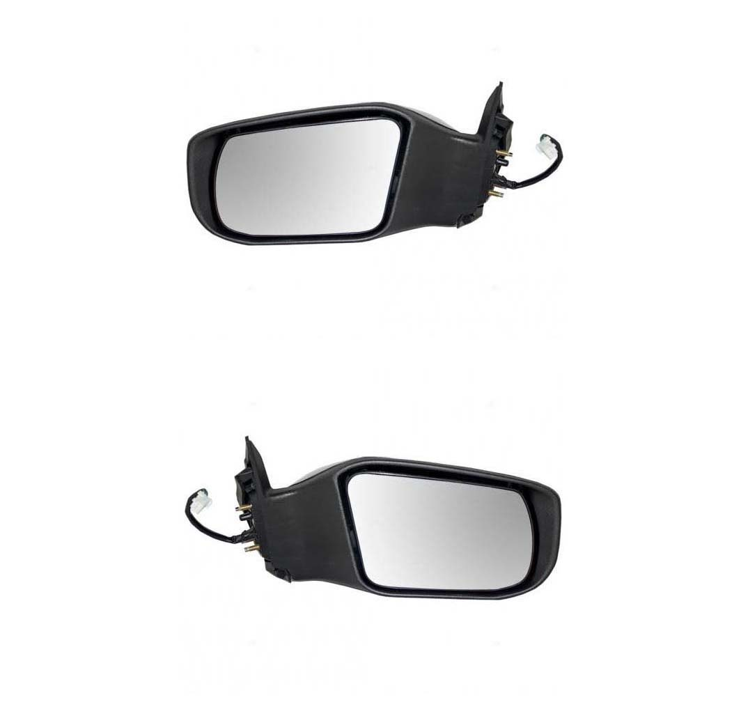 LH /& RH Side Set Of 2 Non-Folding Non-Heated Mirror Fits Nissan Altima