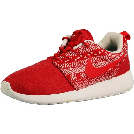6f35dd6a4d110 Nike Women s Roshe One Sea Coral   Obsidian - White Ankle-High Cotton  Fashion Sneaker ...
