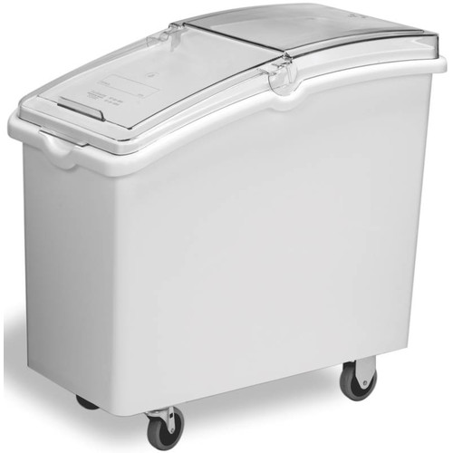 CONTINENTAL COMMERCIAL PRODUCTS Mobile Ingredient Bin Food Storage Container
