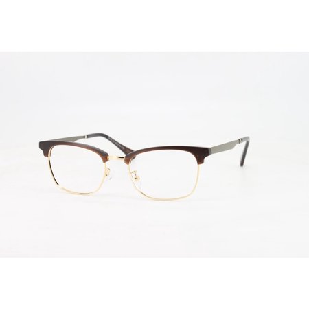 1eaa2f310ef Ebe Reading Glasses Mens Womens Brown Horn Rimmed Trendy Anti Glare grade  ckbhs9172 - Walmart.com