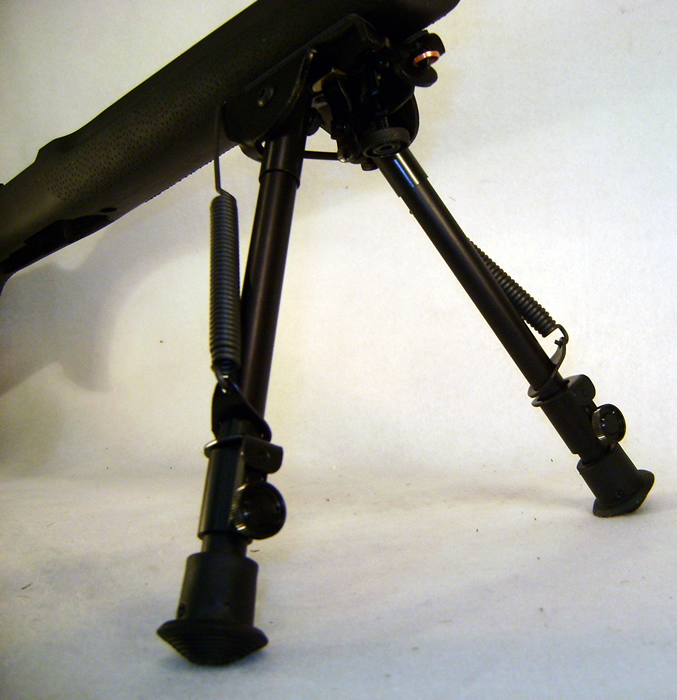 Harris BiPod Solid Base 9-13 inches 1A2-L