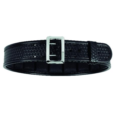 22434 Black Basketweave AccuMold Elite ErgoTek Padded SB Belt (Nike Sb Belt)