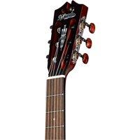 D'Angelico Premier Avellino Classical Guitar, Natural Cedar