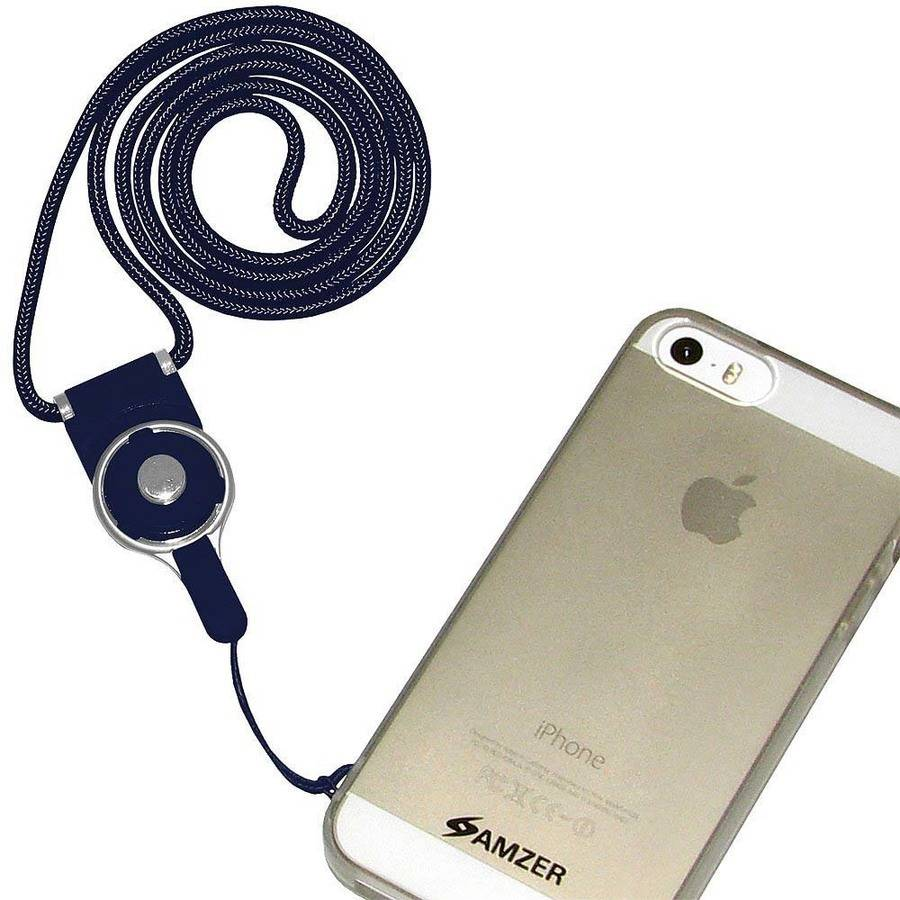 Amzer Detachable Cell Phone Neck Lanyard