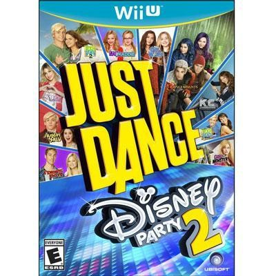Just Dance Disney Party 2, Ubisoft, Nintendo Wii U, 887256014216
