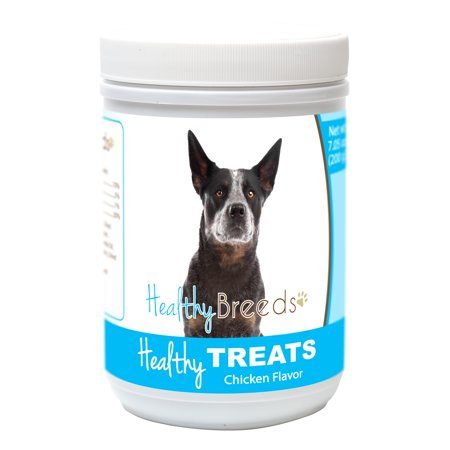 Healthy Breeds Australian Cattle Dog Healthy Soft Chewy Dog