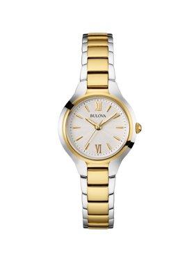 Bulova Women's Stainless-Steel Quartz Watch