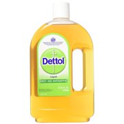 Dettol Antiseptic Liquid 750ml England (Pack of 3)