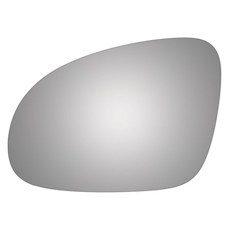 Burco 4460 Driver Side Power Replacement Mirror Glass for 04 Volkswagen Passat