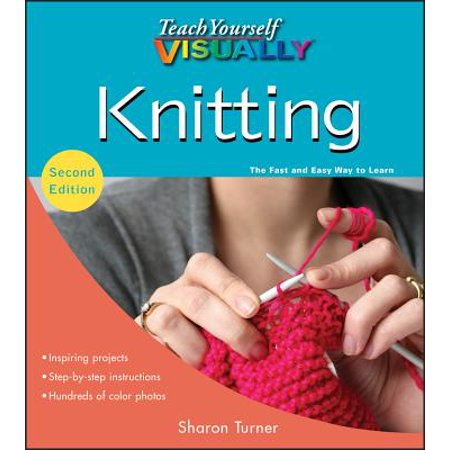 Teach Yourself VISUALLY Knitting - eBook](teach yourself visually windows 7)