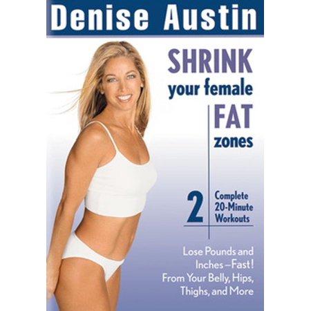Denise Austin: Shrink Your Female Fat Zones (DVD) - Fat Bastard In Austin Powers