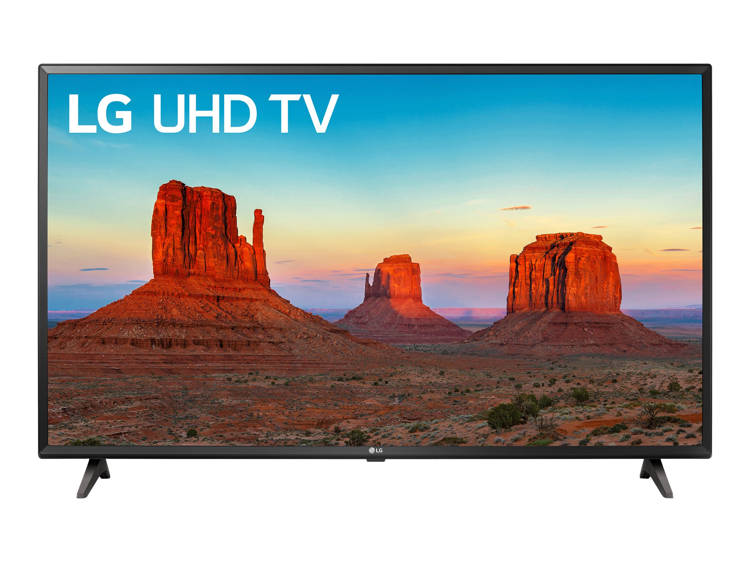 "Click here to buy LG 55"" Class 4K (2160) HDR Smart LED UHD TV 55UK6090PUA by LG."