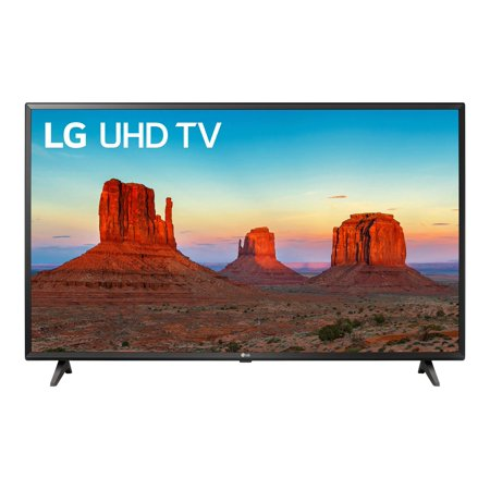 "LG 55"" Class 4K (2160P) Ultra HD Smart LED HDR TV 55UK6090PUA"