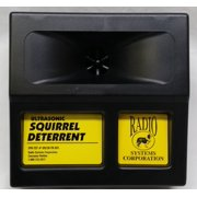 Ultrasonic Repellent Bird Feeder Squirrel Deterrent