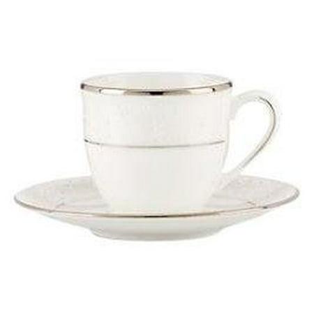 (Lenox Opal Innocence Dinnerware Demi Cup & Saucer)