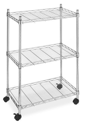 Whitmor 6056-344-N Supreme Cart Chrome by