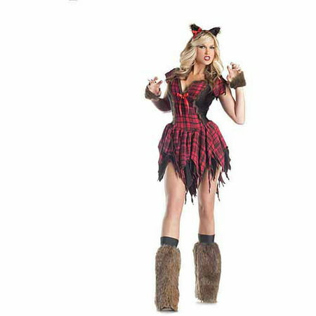 Werewolf Adult Halloween Costume