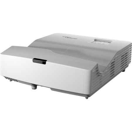 Optoma EH330UST 3D Ultra Short Throw DLP Projector - 1080p - HDTV - 16:9 - Front, Ceiling, Rear - Interactive - 240 W - 4000 Hour Normal Mode - 10000 Hour Economy Mode - 1920 x 1080 - Full HD