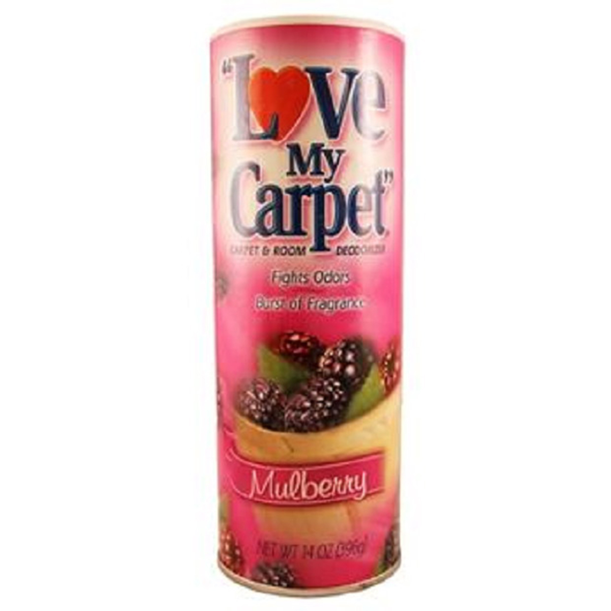 Love My Carpet Mulberry Carpet Odor Eliminator And