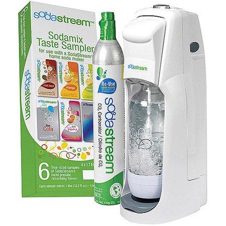 Sodastream Jet Home Soda Maker Starter Kit