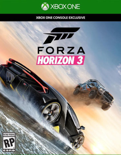 Forza Horizon 3, Microsoft, Xbox One, 889842148251 by Microsoft