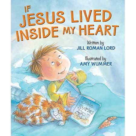 If Jesus Lived Inside My Heart (Board Book) - Jesus Is My Help
