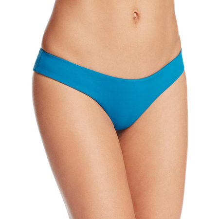 Moderate Bottom - L Space Womens Sandy Moderate Coverage Cheeky Swim Bottom Separates