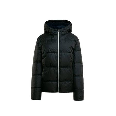 Mark Alan New York Women's Puffer with Fleece Lining Jacket
