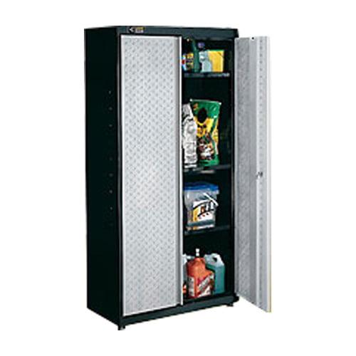 Stack-On Cadet 3-Shelf Floor Cabinet, Pre-Assembled