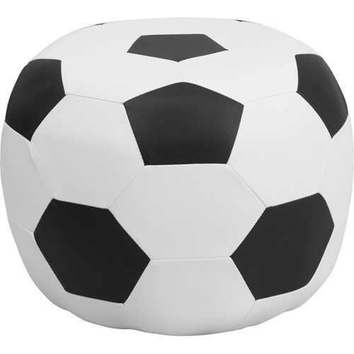 Flash Furniture Soccer Kids Stool by Flash Furniture