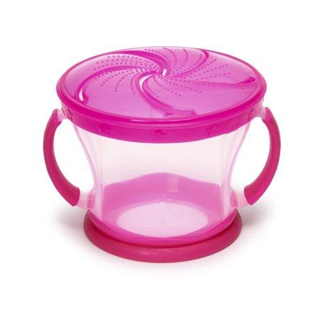 Munchkin Snack Catcher - Pink - image 2 of 2
