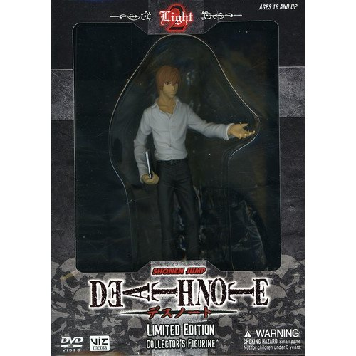 Death Note, Vol. 2 (With Limited Edition Figurine) (Widescreen)