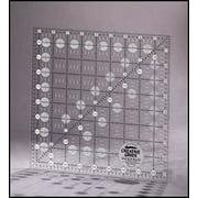"Creative Grids 9 1/2"" Square Ruler"
