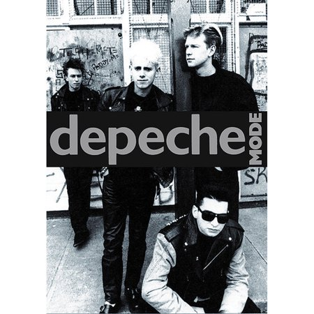 Depeche Mode Domestic Poster