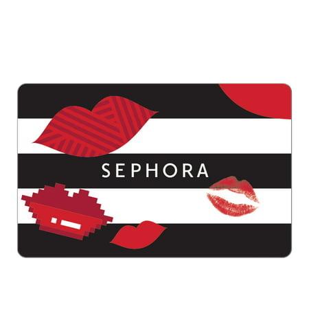 Sephora $25 Gift Card Since its debut in North America 20 years ago, Sephora has been a leader in global prestige omni-retail, inspiring clients to explore a universe of beauty and wellness, while creating the worlds most loved beauty community. With an unbiased approach to experiential retail through its expertise, innovation and entrepreneurial spirit, Sephora invites clients to touch and try 25,000 products from 400 carefully curated brands, enjoy personalized services at the Beauty Studio aided by digital innovations, and engage with expertly trained beauty advisors in more than 460 stores across the Americas, as well as 660 locations inside JCPenney. Card is redeemable for merchandise sold at Sephora stores, on online, or at Sephora inside JCPenney stores. No expiration date.